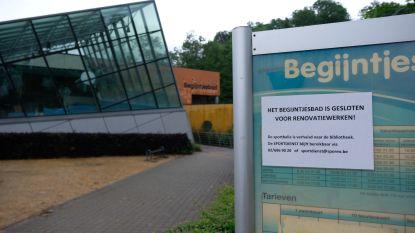Voorbereidende werken Begijntjesbad gestart: renovatie begint binnen enkele weken