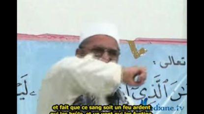 Molenbeekse imam riep op tot 'verbranden van zionisten', Liga tegen Antisemitisme reageert geschokt