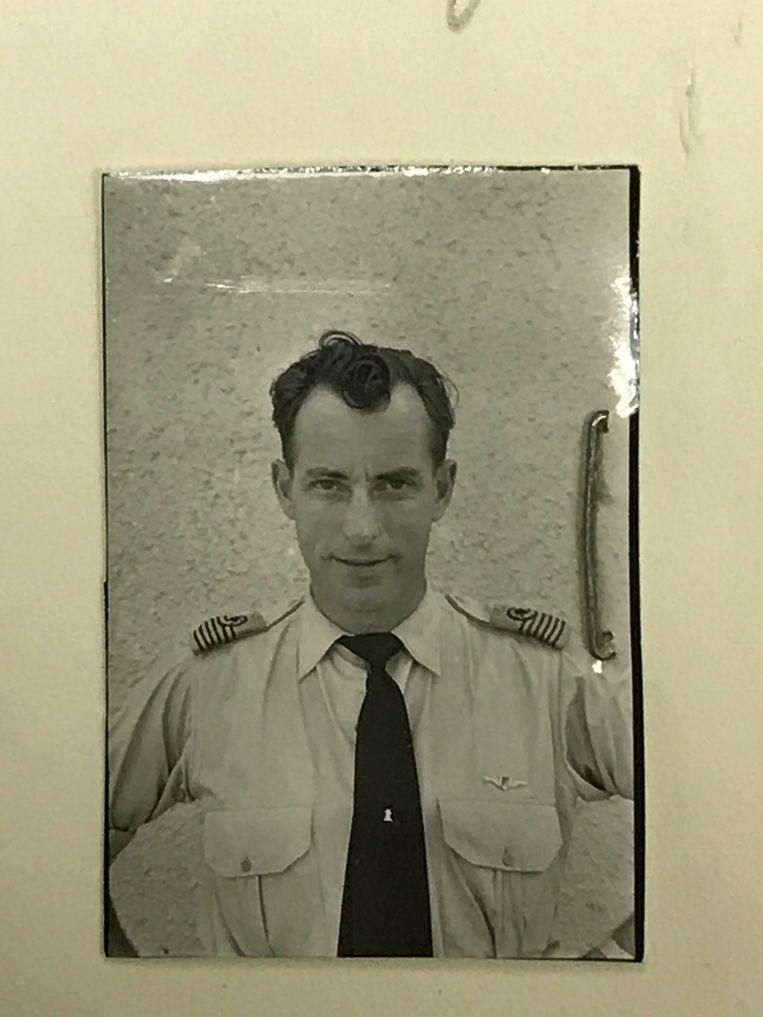 Van Risseghem gearresteerd door de VN na Operatie Rumpunch. Beeld UN Archives