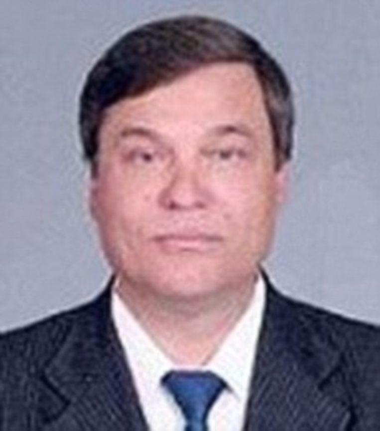 De gewezen KGB-generaal Oleg Erovinkin  (61, †) was de rechterhand van Igor Sechin, baas van het  Russisch staatsoliebedrijf Rosneft. Erovinkin was ook de vermoedelijke bron achter het zogenaamde 'fake news-rapport'. Beeld rv