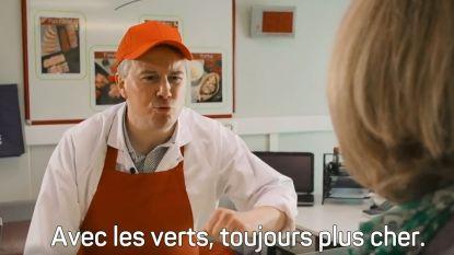"""Ecolo dient klacht in tegen filmpje MR over 'vleestaks': """"Fonds van Michel tegen fake news zal snel leeg zijn"""""""