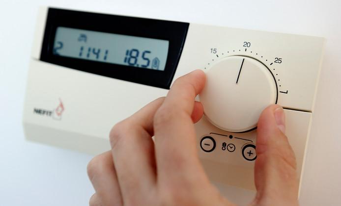 De centrale verwarming mag niet meer compleet gasgestookt zijn na 2021.