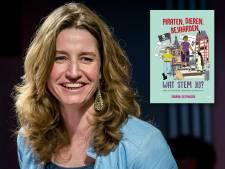 Oud-Kamerlid Sharon Gesthuizen schrijft kinderboek: 'Leg een 8-jarige maar eens uit wat corruptie is'