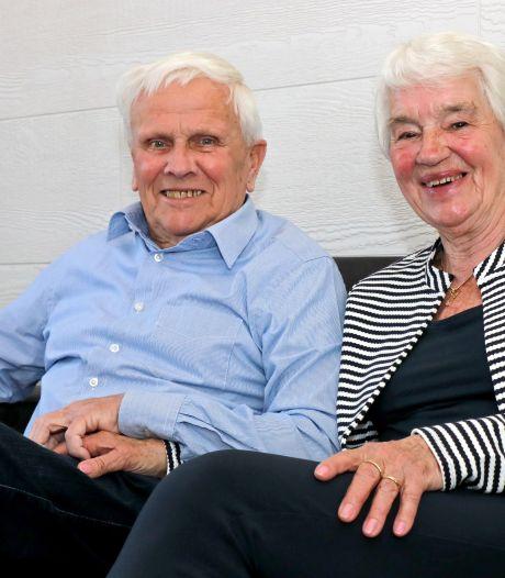 Haaksbergs stel 60 jaar getrouwd: 'We hebben heel wat van Europa gezien'