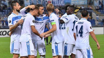 Proto en Lazio openen Europa League met eenvoudige zege tegen Apollon, Boyata helpt Celtic aan late zege