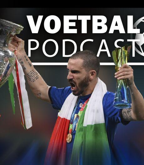 EK Podcast | 'Italië is de terechte winnaar van dit EK'