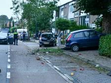 Man (24) opgepakt na ongeluk in Enschede dat ravage in Gronausestraat veroorzaakte
