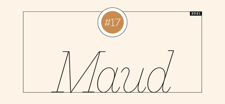 Dagboek Maud #17 Beeld Libelle