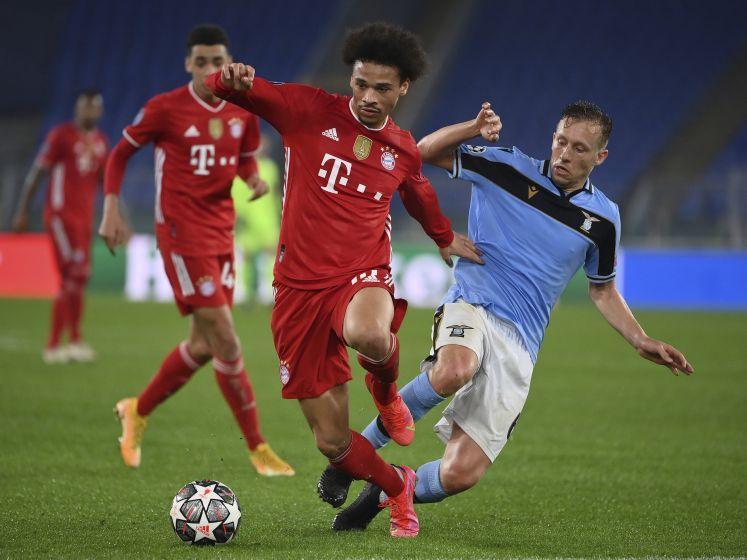 Samenvatting Champions League: Lazio Roma - Bayern München