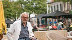 """""""Ik blijf wandelen, tot het voorbij is"""": schrijver en fotograaf Johan De Vos belicht stad in coronatijden"""