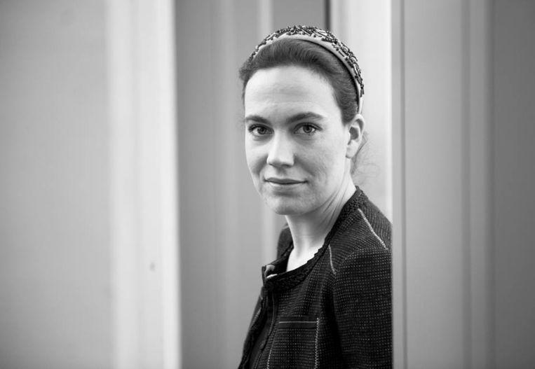 Sarah de Lange. Beeld Michiel Goudswaard