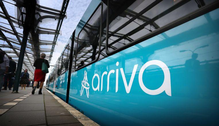 Een treinstel van Arriva. Beeld ANP
