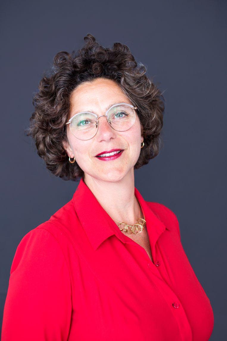 Wethouder Marieke van Doorninck. Beeld Eva Plevier