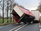 Zwaarste windstoten sinds 1990 teisteren Midden-Nederland