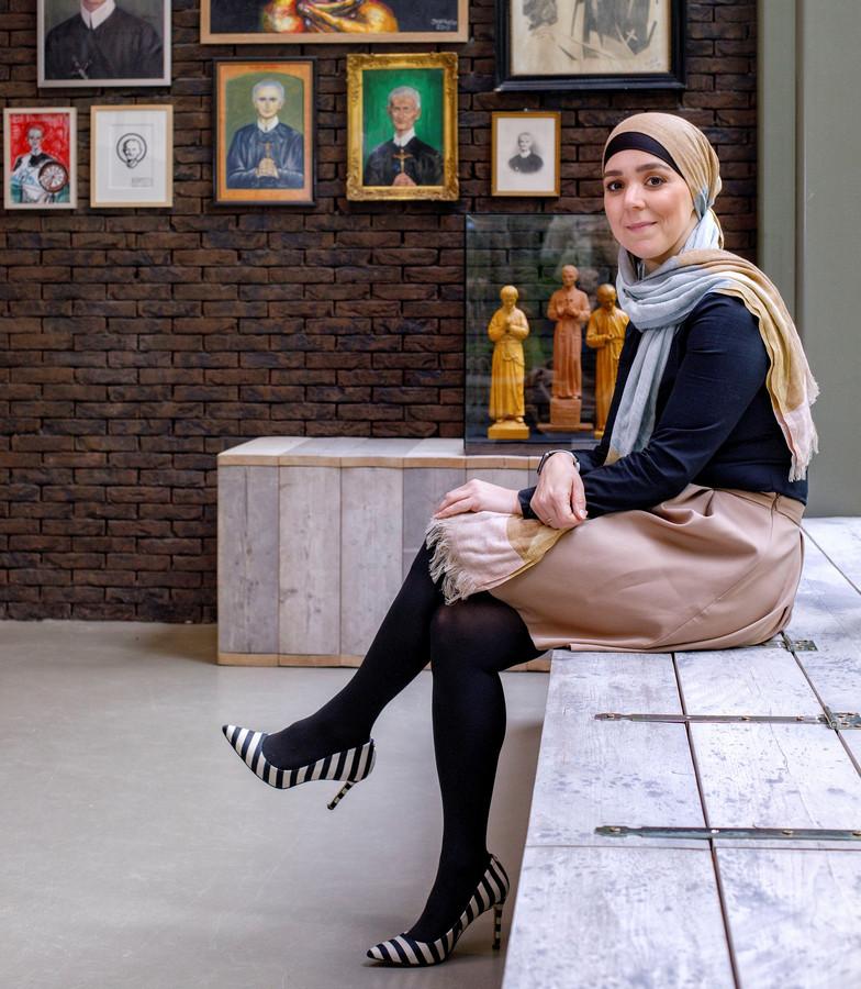 Wethouder Esmah Lahlah.