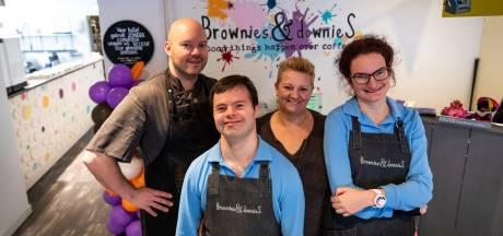 Na vijf jaar Brownies & downies in Geldrop wil Rosita eigen baas zijn, sámen met haar kanjers