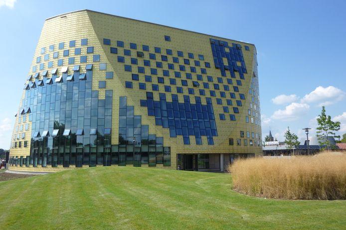 De gemeente Hardenberg (foto gemeentehuis) organiseert voor de tweede keer de verkiezing Vrouw van het Jaar.