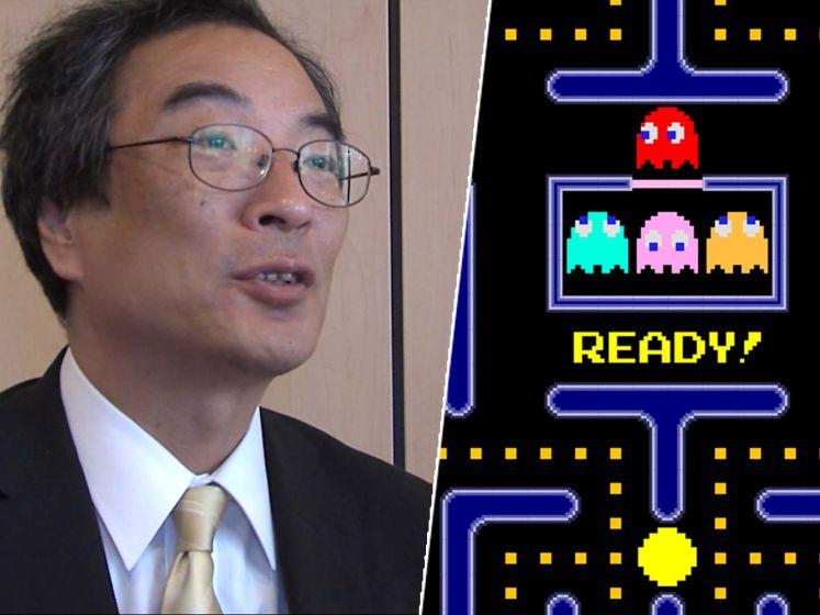 Hoe is Pac-Man ontstaan? We vroegen het aan zijn maker