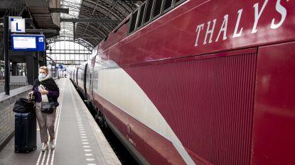 Thalys rijdt opnieuw naar Duitsland, met één trein per dag