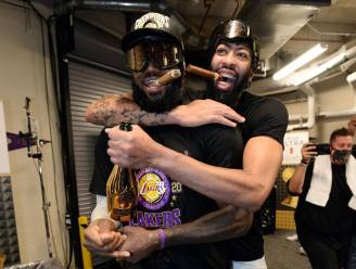 Hét succes van LA Lakers: Anthony Davis als sidekick van LeBron James