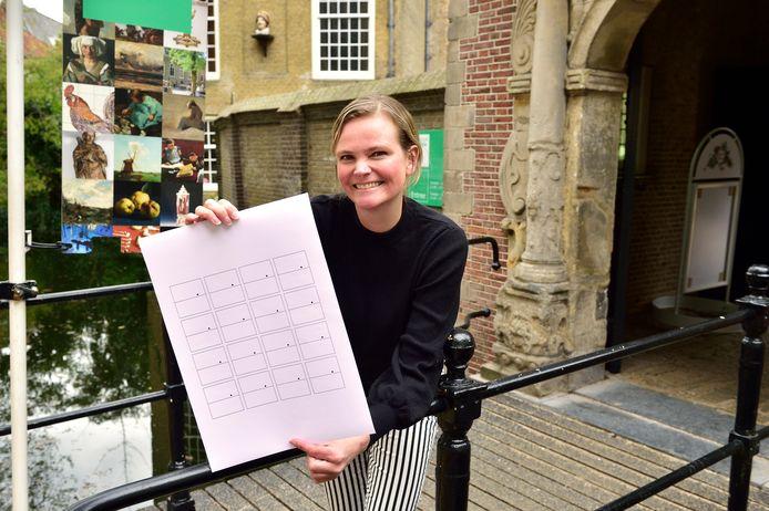 Helene van den Dungen is genomineerd voor de titel Cultuurmarketeer van het jaar.