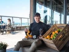 Schouwse strandpaviljoens gaan slim om met afval: koffiedrab komt terug als kroket