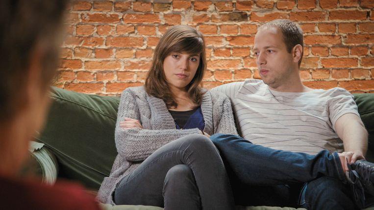 Aljosja trouwde in 'Blind Getrouwd' met Lieve.