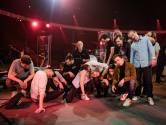 Na '24 UUR LIVE' presteren: Miguel Wiels en artiesten vallen bijna om van vermoeidheid