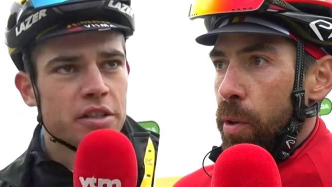 """Belgen in Tour over Bahrain: van """"niet goed voor het wielrennen"""" tot """"er werd vooral mee gelachen"""""""