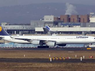 Staking luchthaven Frankfurt verlengd