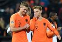 'En Matthijs de Ligt en Frenkie de Jong? Ook toen al grote talenten, maar in Oranje kregen doorgaans Wesley Hoedt en Kevin Strootman de voorkeur.'