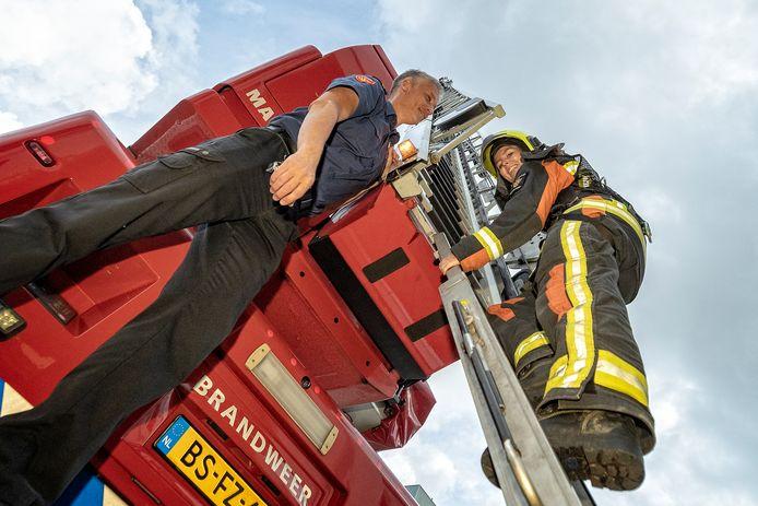 Zou het werken voor de brandweer iets voor mij zijn? Met die vraag ging verslaggever Florine op bezoek bij de brandweer.