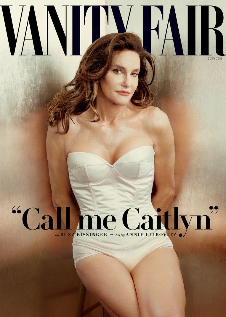 De cover van Vanity Fair Beeld ap