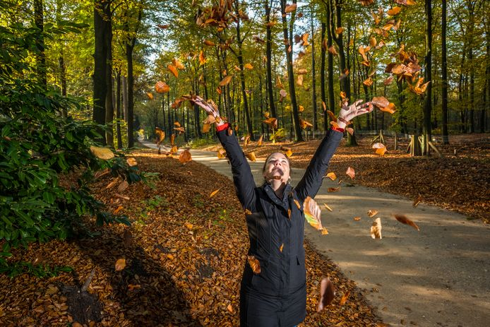 Ze reist de hele wereld over op zoek naar de mooiste plekjes maar reisblogger Wendy Pasop uit Apeldoorn is thuis op de Veluwe.