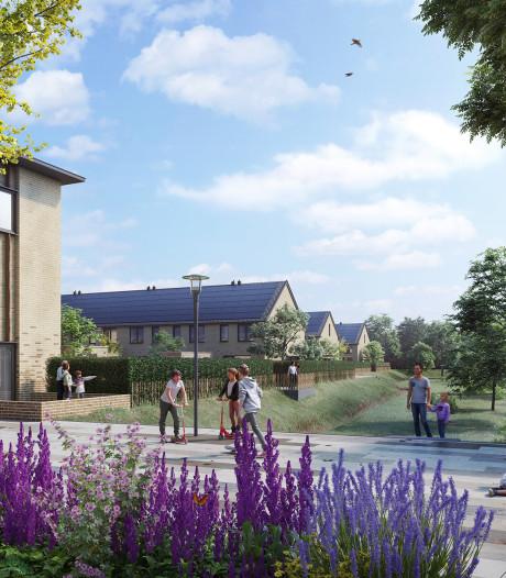 62 koopwoningen in plan Vredeoord in Eindhoven