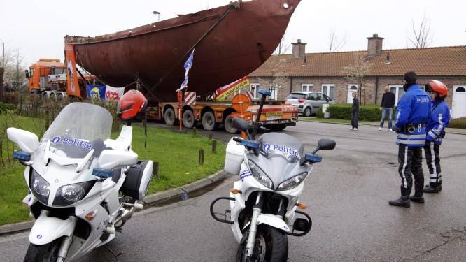 Romp zeiljacht Jacques Brel gerestaureerd