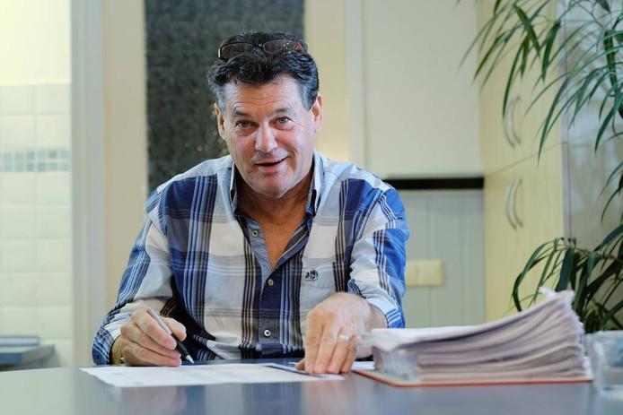 Freddy Wesselink is weggestuurd als voorzitter van Halmac.