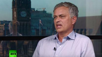 """José Mourinho spaart Rode Duivels niet: """"Op Eden Hazard na, verstopten ze zich na de 1-0. Belgen moeten naar huis gaan met een slecht gevoel"""""""