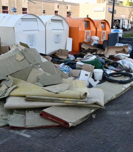 Enquête afvaldump: Roep om herinvoering 300 kilo stortquotum in Enschede