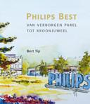 Omslag van het boek over Philips Best.
