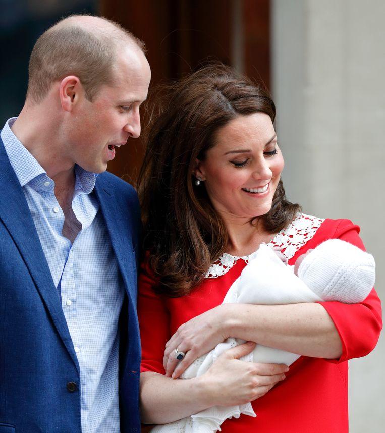 William en Kate Beeld Getty Images