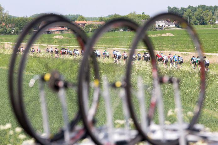 De Ronde van Noord-Beveland is niet meer. ,,Dit doet verschrikkelijk zeer'', aldus medeorganisator Dirk Hage.