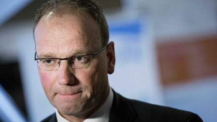 FNV-voorzitter Ton Heerts