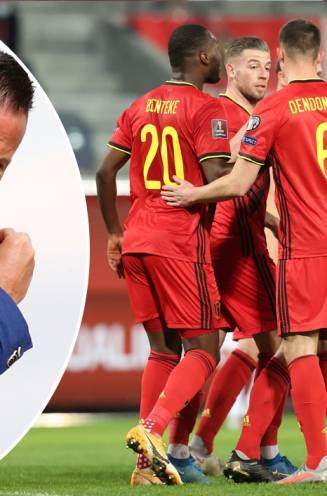 """Onze chef voetbal en Gilles De Bilde fileren de Rode Duivels: """"Met de werkethiek van Romelu was Eden zo goed als Messi"""""""