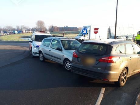 Politie Kaag en Braassem rekent autodief in na achtervolging op de A4