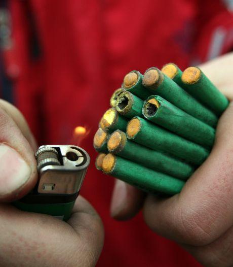 Taakstraf en voorwaardelijke celstraf voor opslaan tientallen kilo's vuurwerk in Nijkerkerveen