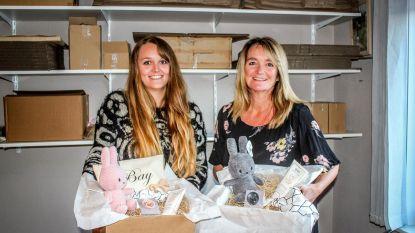 Moeder en dochter beginnen webshop met 'persoonlijke' cadeauboxen