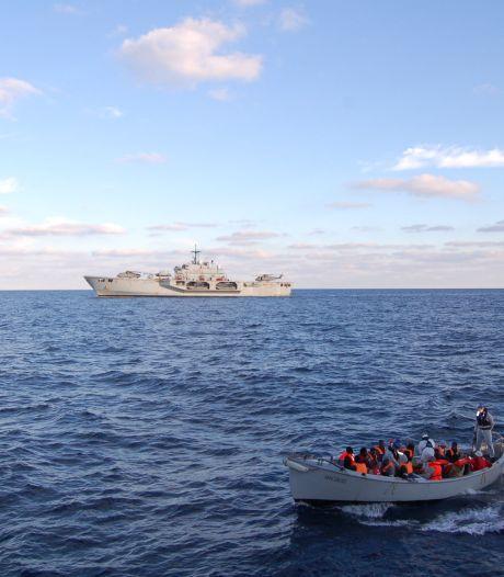 Une trentaine de migrants retrouvés morts en mer