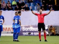 Reden interruptie VAR voortaan zichtbaar in stadion PEC Zwolle