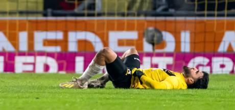 El Allouchi voelt zich machteloos: 'Ik heb mij dit seizoen nog niet zo klote gevoeld als nu'